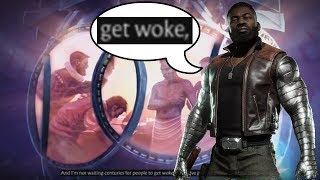 """The Problems With """"Woke"""" Netherrealm"""