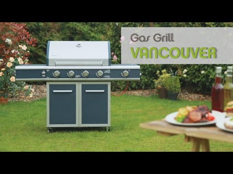 tepro Gas Grill Vancouver