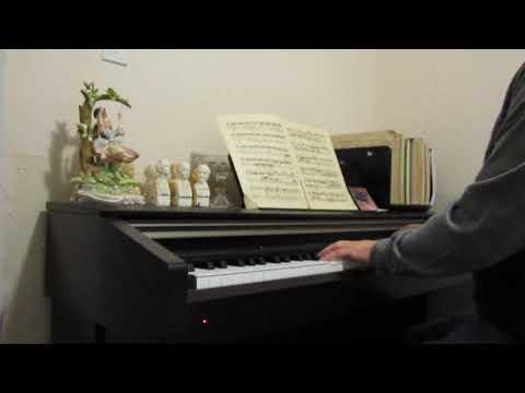 Schumann, from Childhood Scenes
