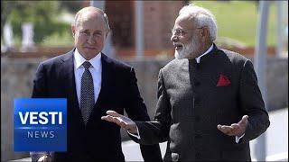 Modi Visits Vladivostok, Signs Huge Business Deal at Eastern Economic Forum With Putin!