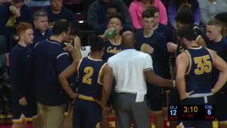 Boys Basketball GMC Finals: Colonia VS St. Joe's, February 22, 2018