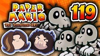 Paper Mario TTYD: The Phallic Year Door - PART 119 - Game Grumps
