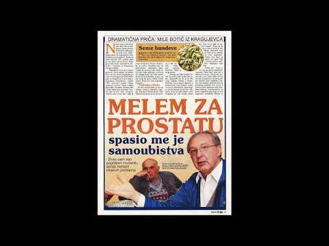 Masaža prostate fotografije