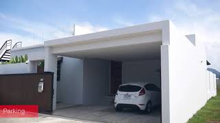 Chalanda Villa | Sunny Modern Four Bedroom Private Pool Villa for Sale in Layan