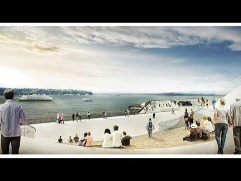 Here's what comes next for Seattle's waterfront following the viaduct demolition
