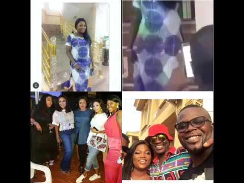 Funke Akindele's house warming party