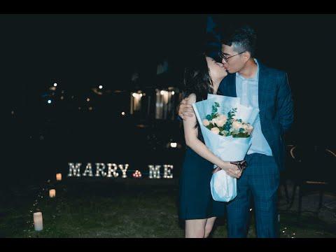 ✨『你就是我 最好的精神支柱,謝謝你 始終如一的你』-宜蘭熱淚盈匡民宿包棟求婚