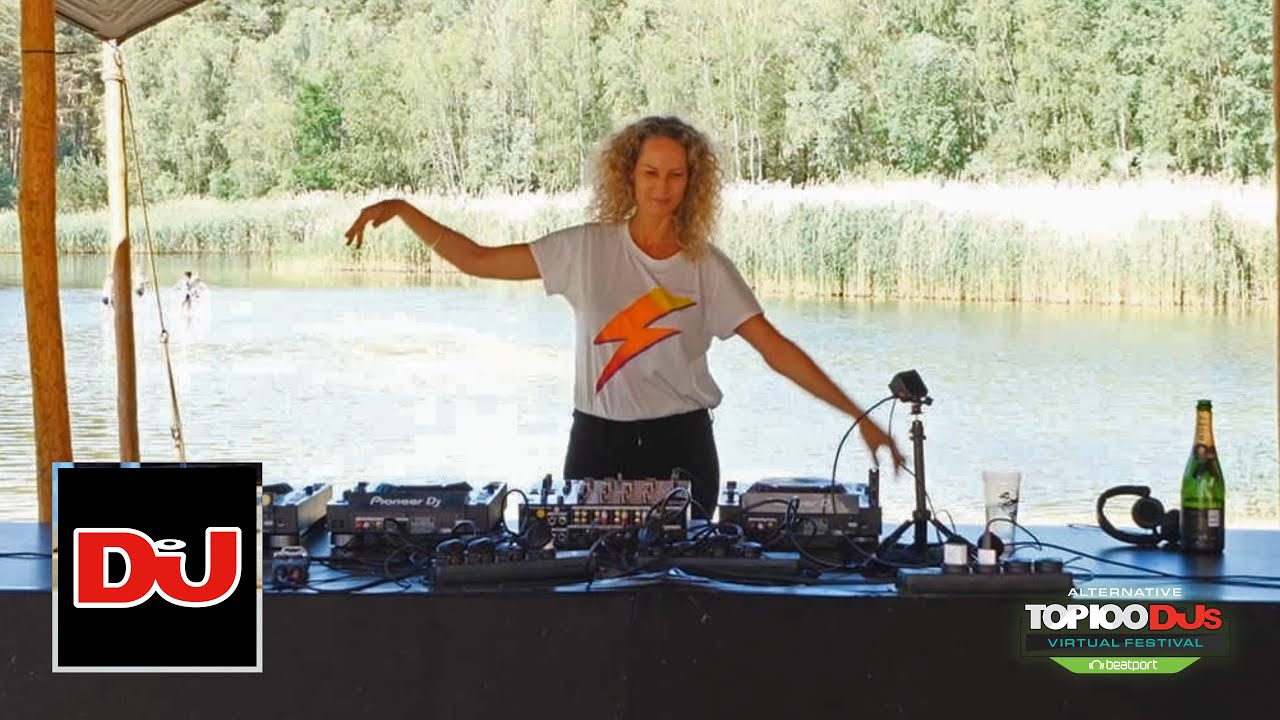 Monika Kruse - Live @ The Alternative Top 100 DJs Virtual Festival x Imagination of Gondwana 2020
