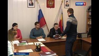 15 призывников из Ростовской области отправятся в Президентский полк