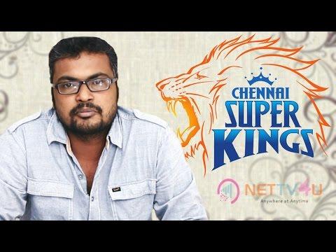 CSK Means Not Chennai Super King -  ..
