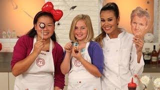 MasterChef Junior Cookie Decoration Contest With Sarah Lane and Dara Yu!