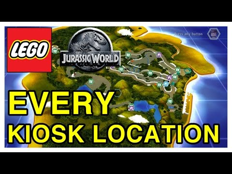 Lego jurassic world walkthrough all 20 amber brick locations lego jurassic world walkthrough all 20 amber brick locations dinosaur unlocks by nextgenwalkthroughs game video walkthroughs gumiabroncs Choice Image
