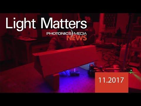 Binding Light in Optics and Photonics - LIGHT MATTERS 11.2017
