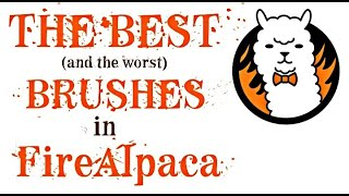 paint tool sai brushes for firealpaca - मुफ्त ऑनलाइन