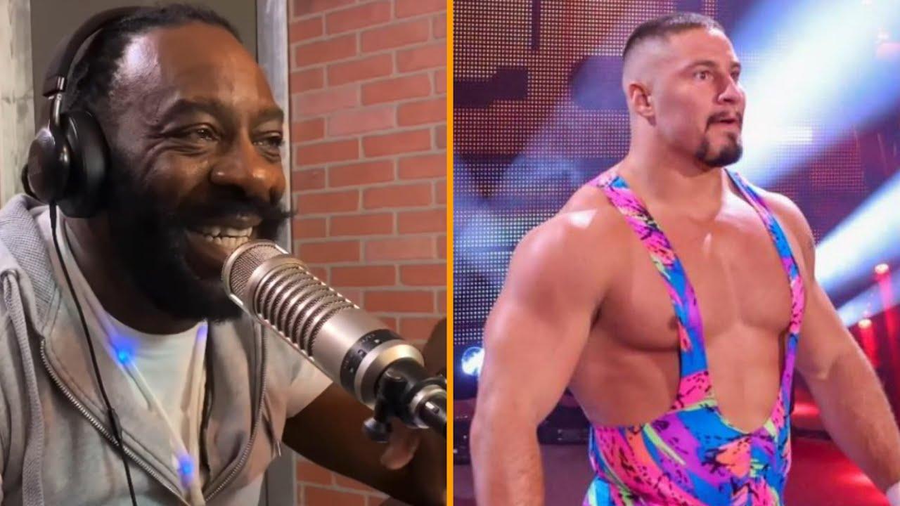 Booker T Believes Bron Breakker Should Already Be On WWE Main Roster