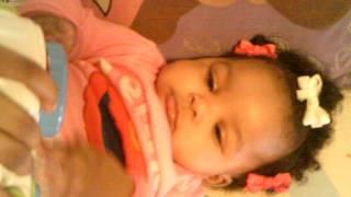 My niece when she was a little baby . {ღ Ni'Kole Moneaa ღ}