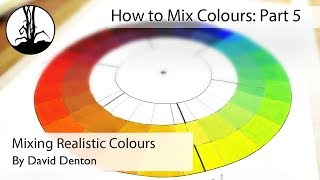 How to Mix Realistic Colours
