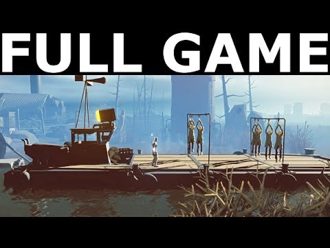 Black The Fall - Full Game Walkthrough Gameplay & Ending (No Commentary) (Indie Game 2017)