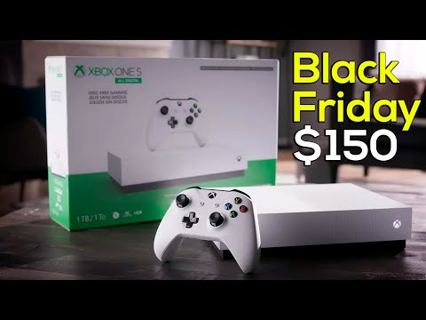 Xbox One S 1TB All-Digital Edition Unboxing and Review