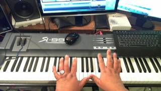 Xs We Share by Jodeci - Piano Tutorial