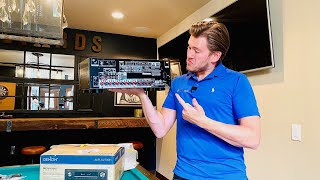Denon AVRX-2700h Unboxing and Overview. Affordable 8K AVR for 2020