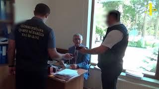 Korrupsiyaya qarşı Mübarizə Baş İdarəsinin rüşvət əməliyyatları - Abşeron, Şirvan,Gömrük Komitəsində