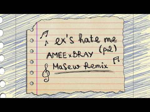 {Ex'S Hate Me  ( Masew Remix )} Best Songs