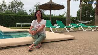 Video Lisa auf der Finca Can Jaume Pollença