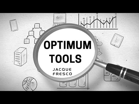 Jacque Fresco - Optimum Tools (1975)