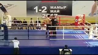 """РУСЛАН САРИЕВ """"МАҢҒЫСТАУ"""" - ЕРЛІК АППАС """"АЛМАТЫ"""""""