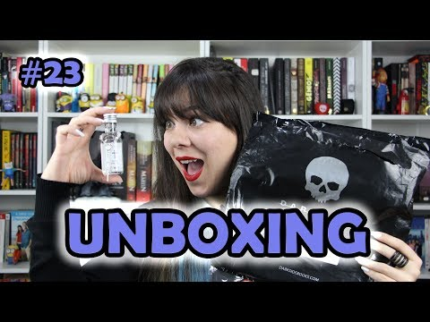 Unboxing DarkSide Books #23
