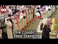 Download Lagu He Couldn't Keep Standing - Reciter: Naseer al Qatami Mp3 Free