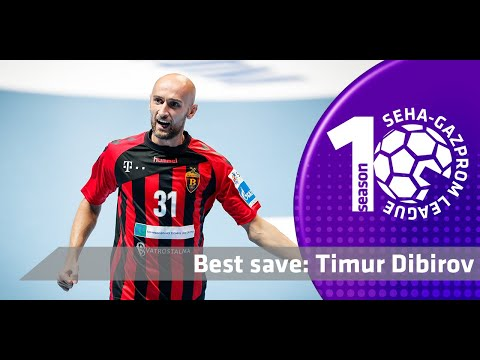 Timur Dibirov switches the roles! You need to check it OUT! I PPD Zagreb vs Vardar 1961