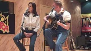 Joey + Rory - Heart Of The Wood - Live Acoustic