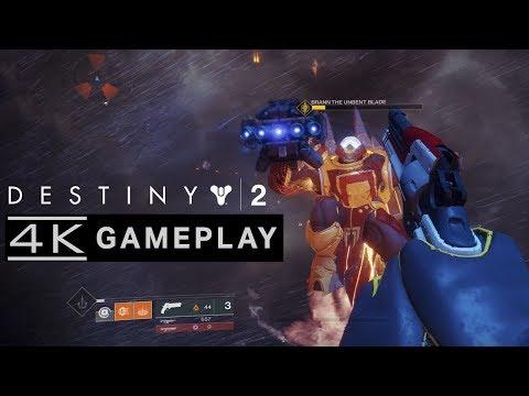 WE LOVE VIDEO GAMES - Destiny 2 Gameplay (4K on PC)