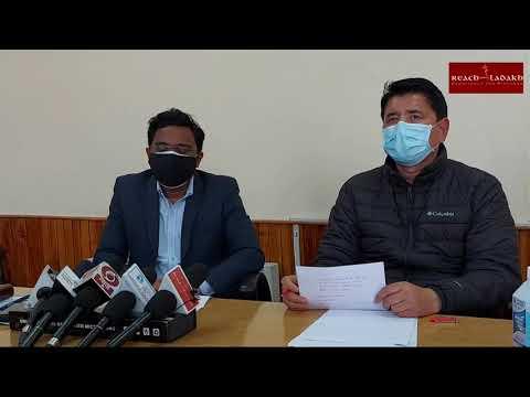 Administration extends COVID-19 curfew in Leh till June 7