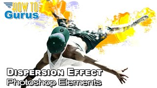 Photoshop Elements Dispersion Effect : Create the Disintegration Look in 2018 15 14 13 12 Tutorial