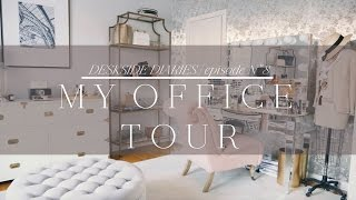 My Office Tour | Episode No. 8