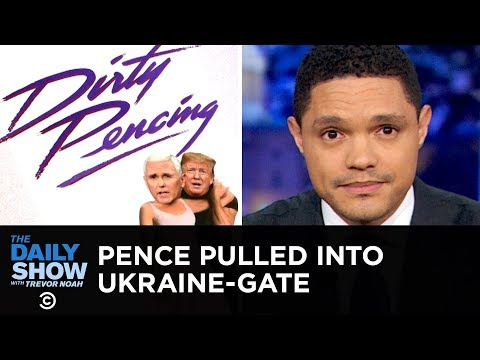 Mike Pence's Ignorance DefenseThe Daily Show