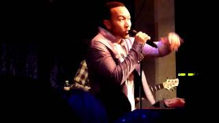 John Legend and The Roots - Compared to what - Live in London 2010