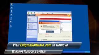 Windows Managing System video