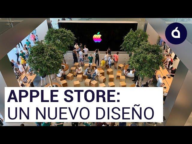 ASÍ ES LA RENOVADA APPLE STORE DEL PASEO DE GRACIA EN BARCELONA | Applesfera