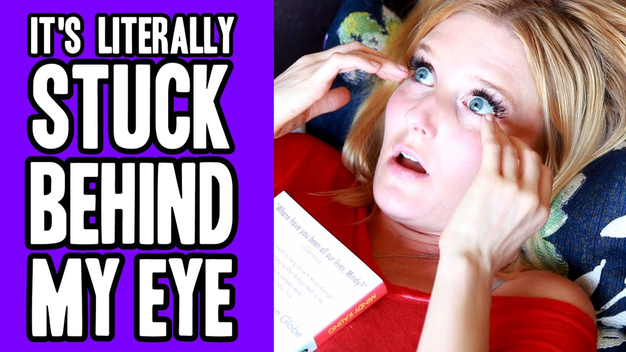 11 Struggles For People With Contact Lenses thumbnail