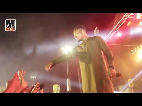 OLAMIDE SCATTER THE STAGE AS HE STORM THE GOLDBERG CONCERT @ IKEJA MALL WITH HIT PERFORMANCE