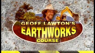 The best introduction to Earthworks care of Geoff Lawton