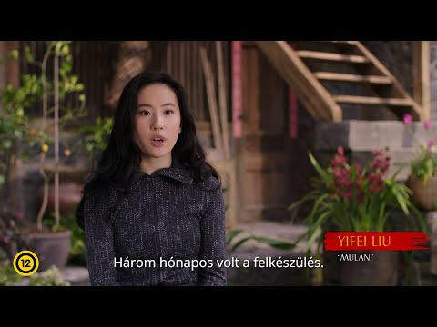 Mulan (12) – feliratos kisfilm #1: Nem csak íj kell hozzá