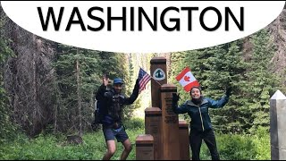 Pacific Crest Trail Southbound 2019 - Washington (Ep. 1 of 5)
