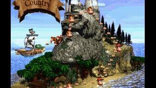 SNES Longplay - Donkey Kong Country - dooclip.me