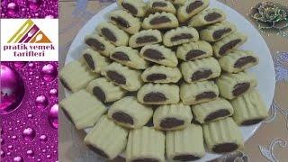 2 renkli tatlı kurabiye tarifi  pratik yemek tarifleri