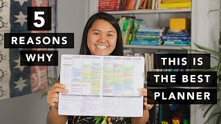 5 Reasons Why This Is The Best Planner
